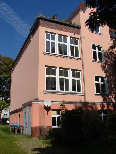 5-Zimmer Gründerzeitwohnung – Beletage Lichterfelde-West – dahlemnah