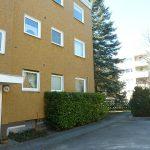 Helle Erdgeschosswohnung nahe Rathaus und Stadtpark Steglitz